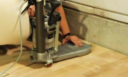 frank-gecko木地板边角打磨机